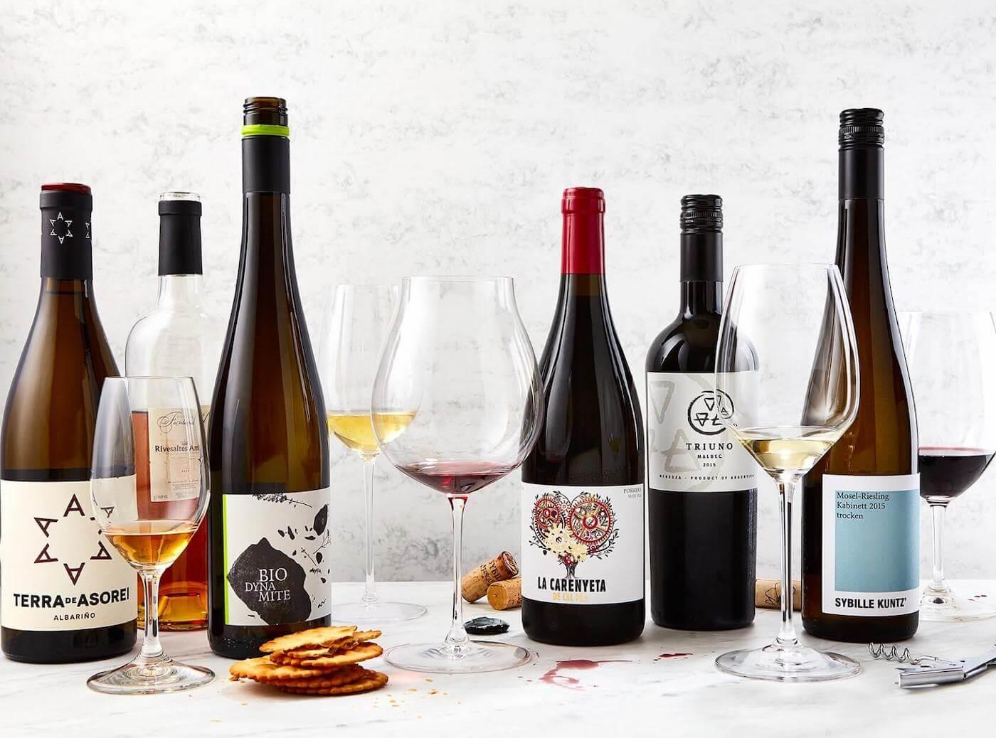 Web design for De Burgh Wine Merchants, East Lothian