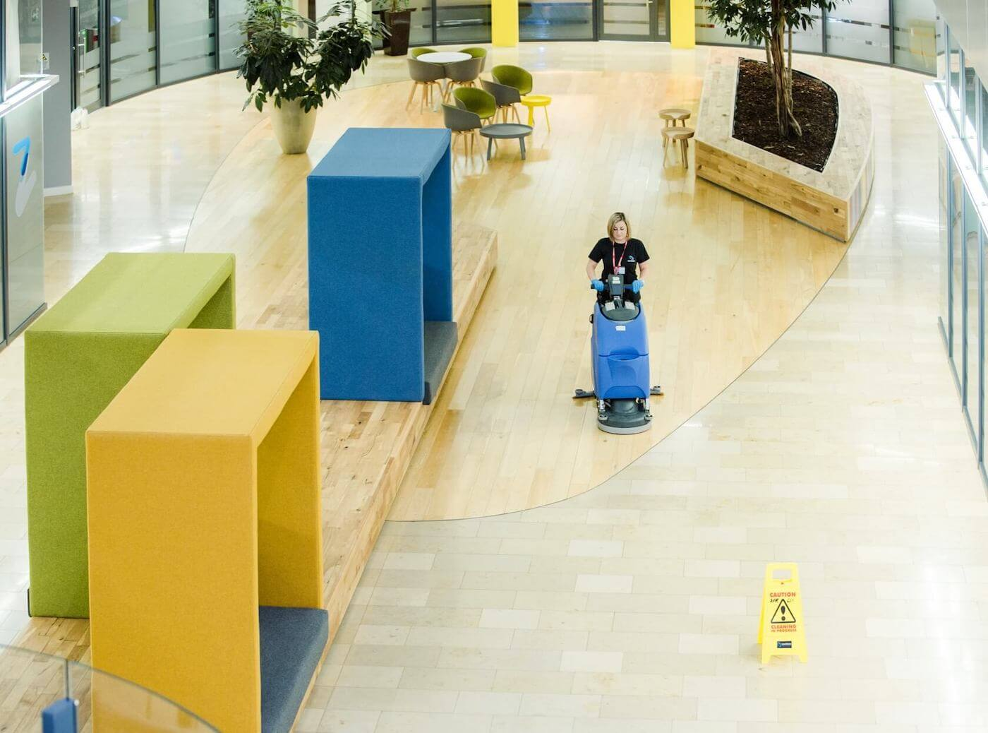 Web design for Spotless Cleaning, Edinburgh